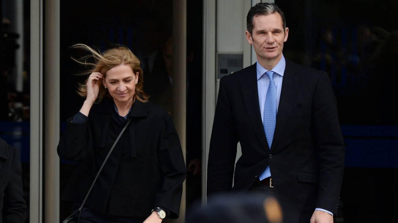 Il marito dell'Infanta di Spagna rischia la galera