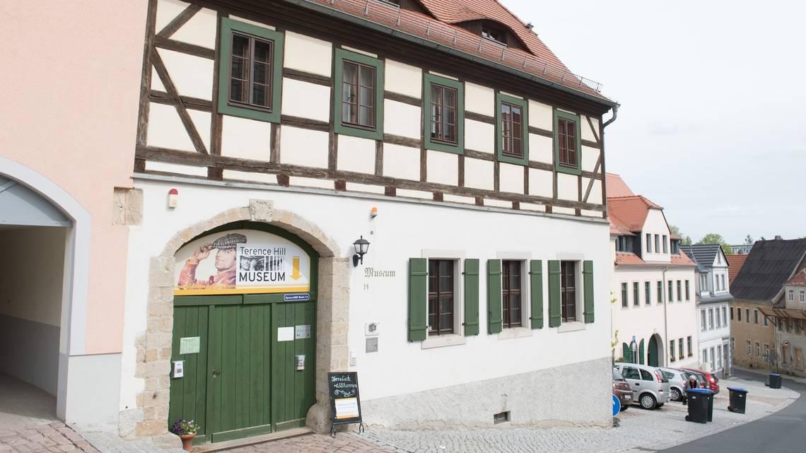 Il museo a due piani dedicato all'attore e alla sua carriera
