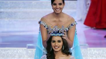 Ancora una Miss indiana
