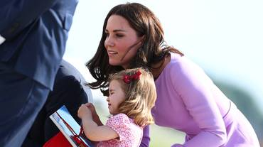 Un royal baby d'aprile