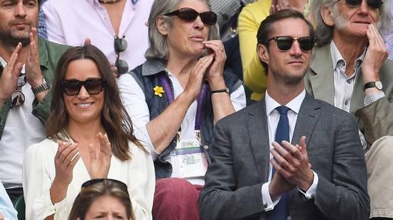 Pippa Middleton è incinta