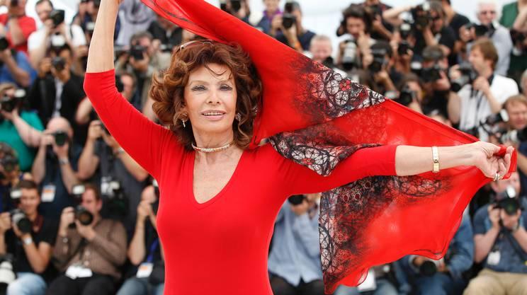 Buon compleanno sophia rsi radiotelevisione svizzera for Diva sofia streaming