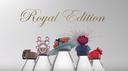 Bottiglie Royal Edition