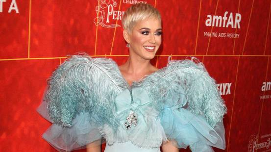 Katy Perry batte tutte