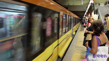 Padroni della metro, o quasi