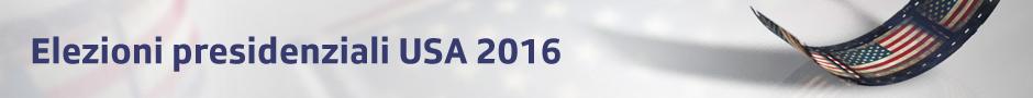 Il dossier speciale dedicato alle elezioni presidenziali statunitensi