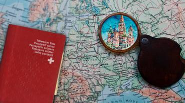 Svizzeri a Mosca: la serie