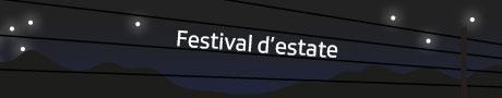 Festival d'estate