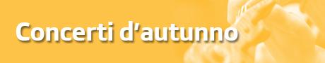 Concerti d'Autunno 2014