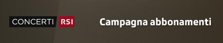 Campagna abbonamenti