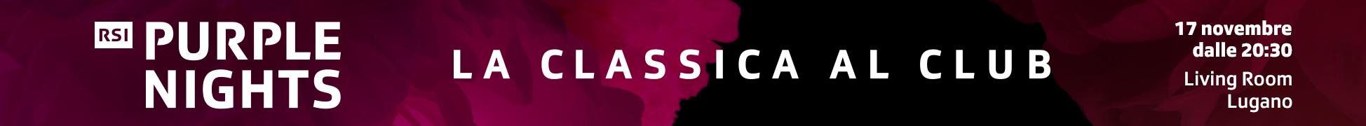 La Classica al club live!