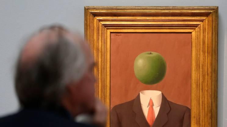 """""""Magritte. La Ligne de vie"""""""