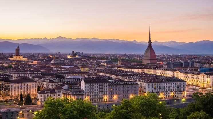 La Torino degli scrittori