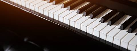 iStock-Cina, Pianoforte, Jazz, Spartito, Tasto di pianoforte