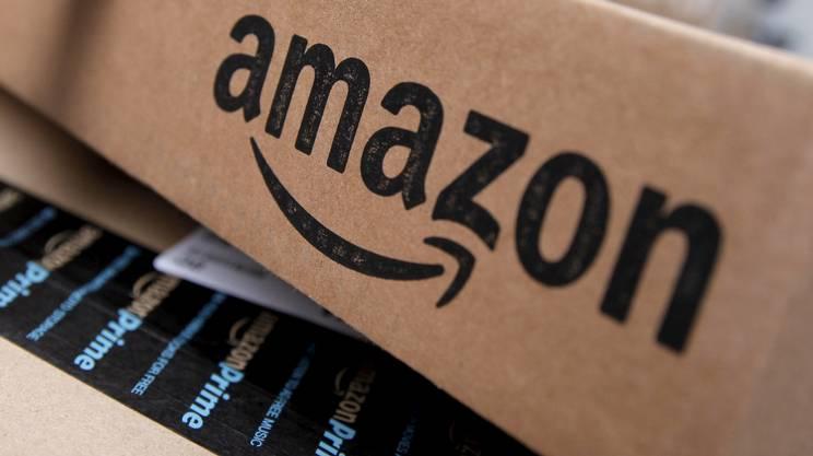 Amazon arriva per Posta