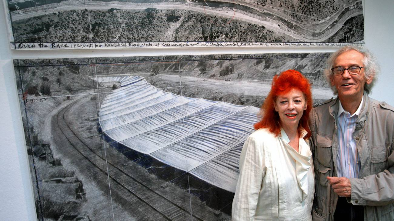 Jeanne-Claude e Christo