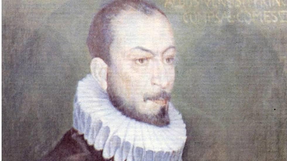 Ritratto di Gesualdo da Venosa