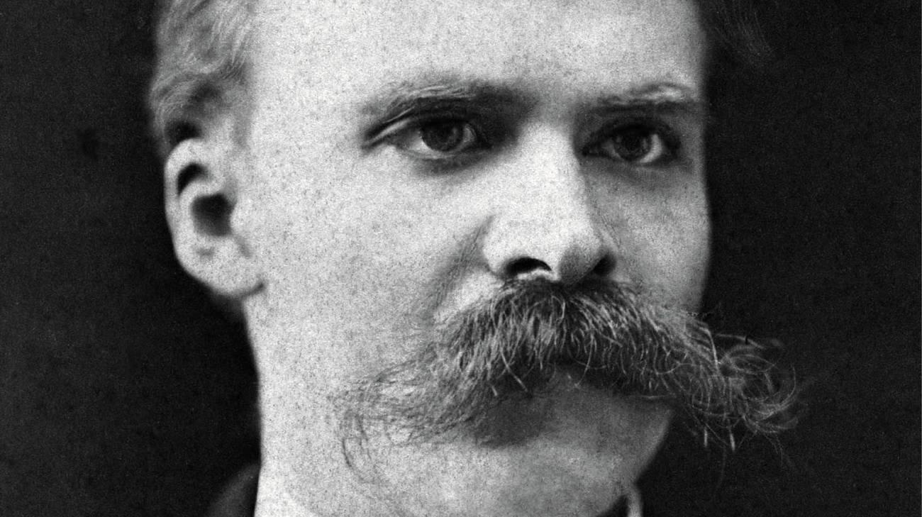 Nietzsche nel 1875