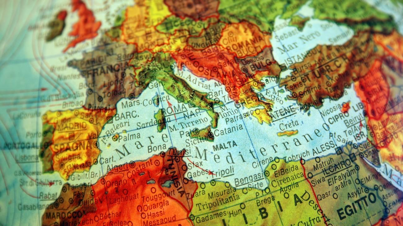 Mediterraneo Cartina Geografica.Mediterraneo Rsi Radiotelevisione Svizzera
