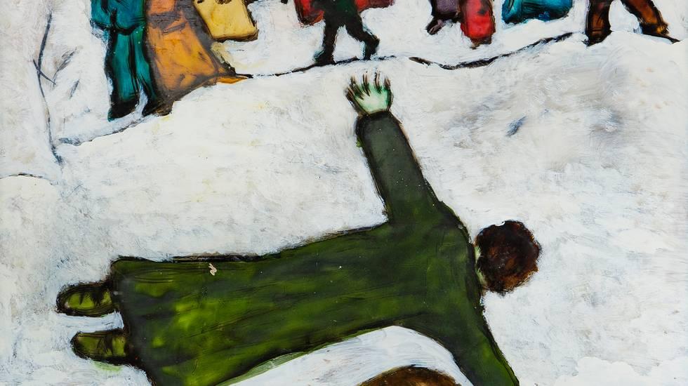 I quadri di Sonja Markus Salati