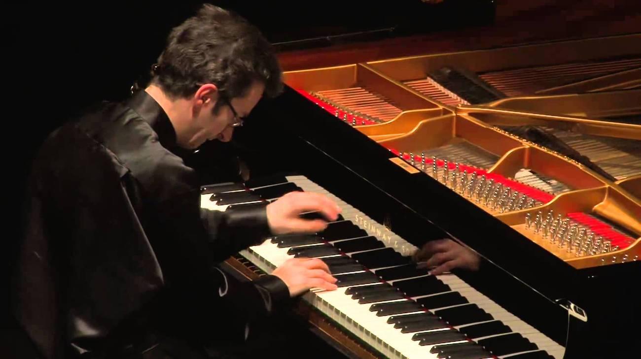 Andrea Bacchetti, pianoforte