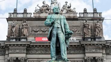 """Alfred Escher: il """"re"""" della Svizzera"""
