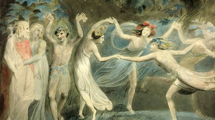 Dipingere Shakespeare