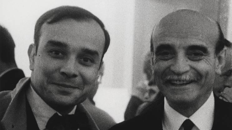 Yves Klein e Lucio Fontana - YvesKlein-Klein-Fontana