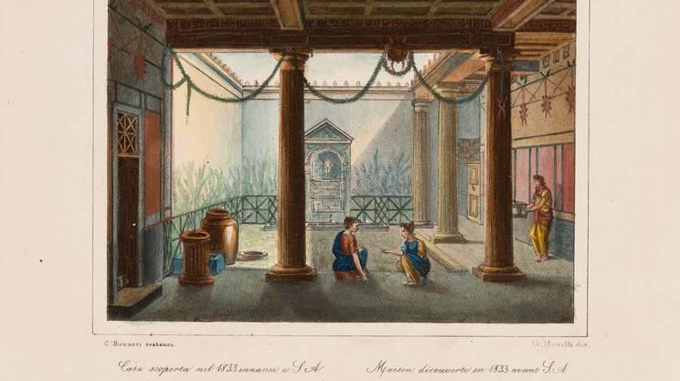 Pompei e Ercolano, la scoperta di due meraviglie