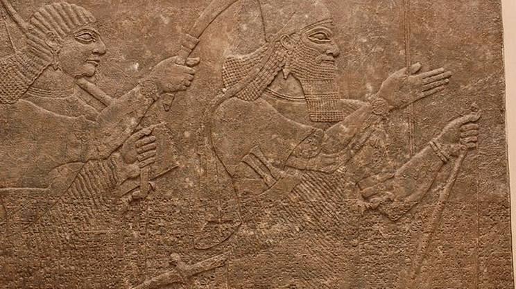 Gli Assiri e l'imperialismo