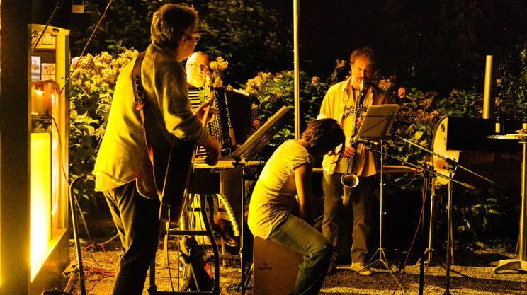 Trio in Carpione, Lucerna