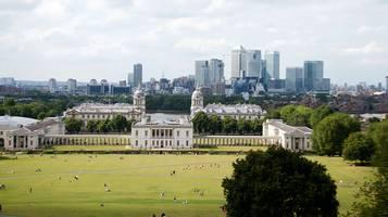 Greenwich e la supremazia marittima britannica