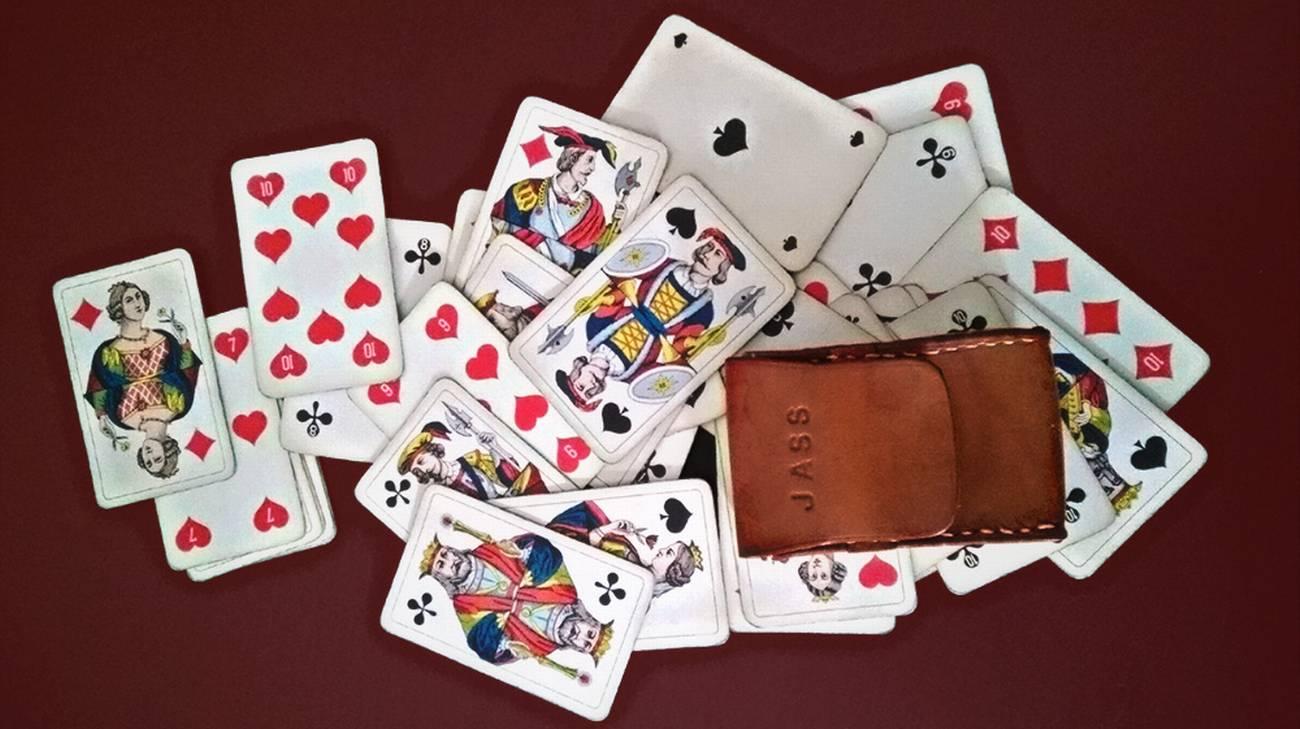 Un oggetto di affezione: lo jasskarten
