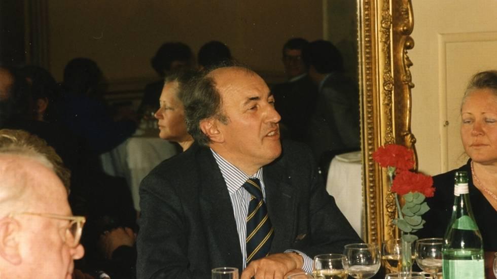 Franco Ferrarotti (courtesy www.francoferrarotti.it)