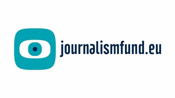 Logo Journalismfund.eu
