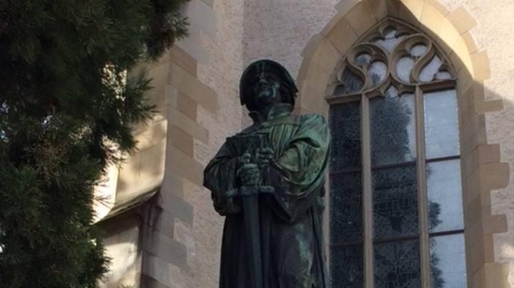 Monumento a Zwingli, Zurigo