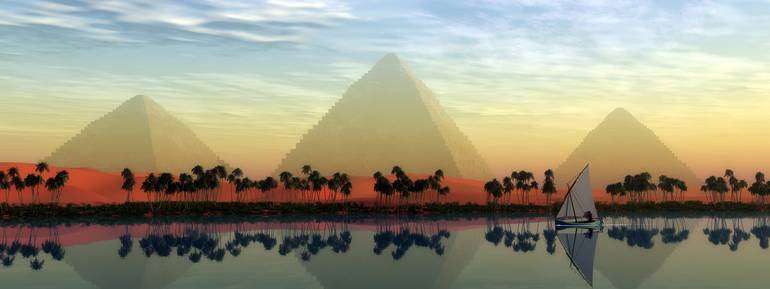 iStock-Egitto, Piramide