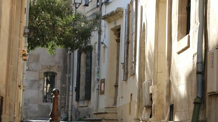 Dalle parti di Arles