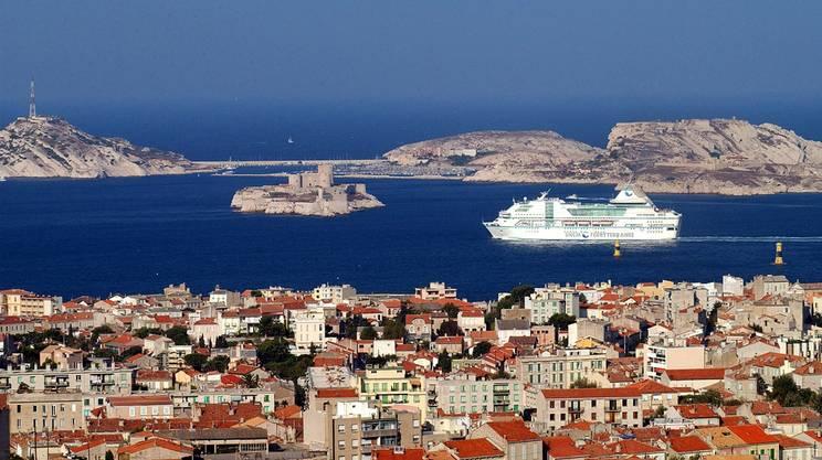 Marsiglia, la seconda città francese