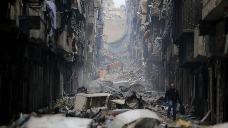 Siria, nel cuore della guerra