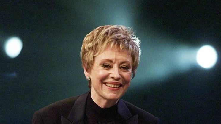 Caterina Valente nel 2006