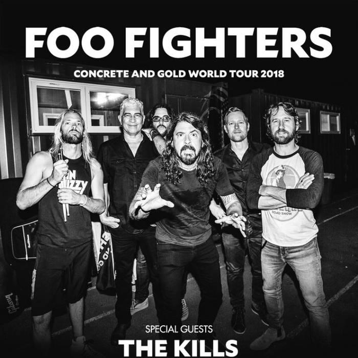 Foo Fighters live in Bern