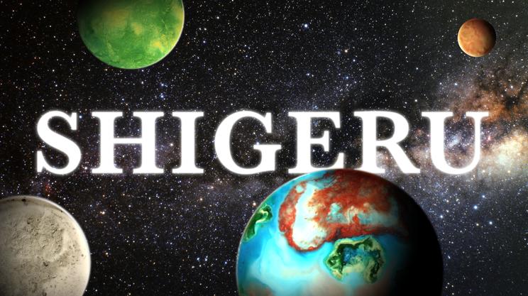 Shigeru: la scienza raccontata da un nerd con la luna storta.
