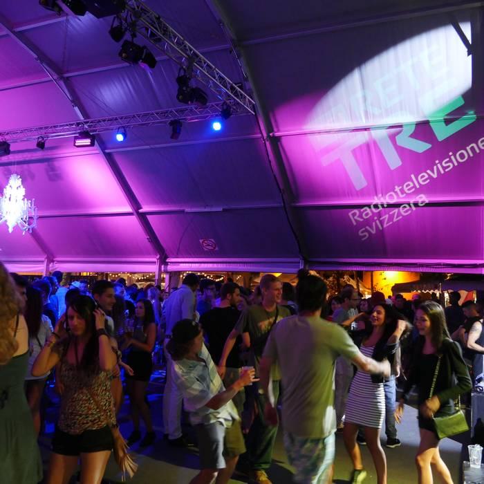 LaRotonda del Festival di Locarno con Rete Tre