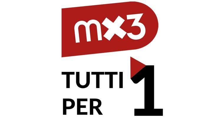 MX3 - Tutti per 1
