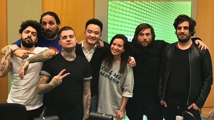 I RAGA di Spam e l'amico cinese
