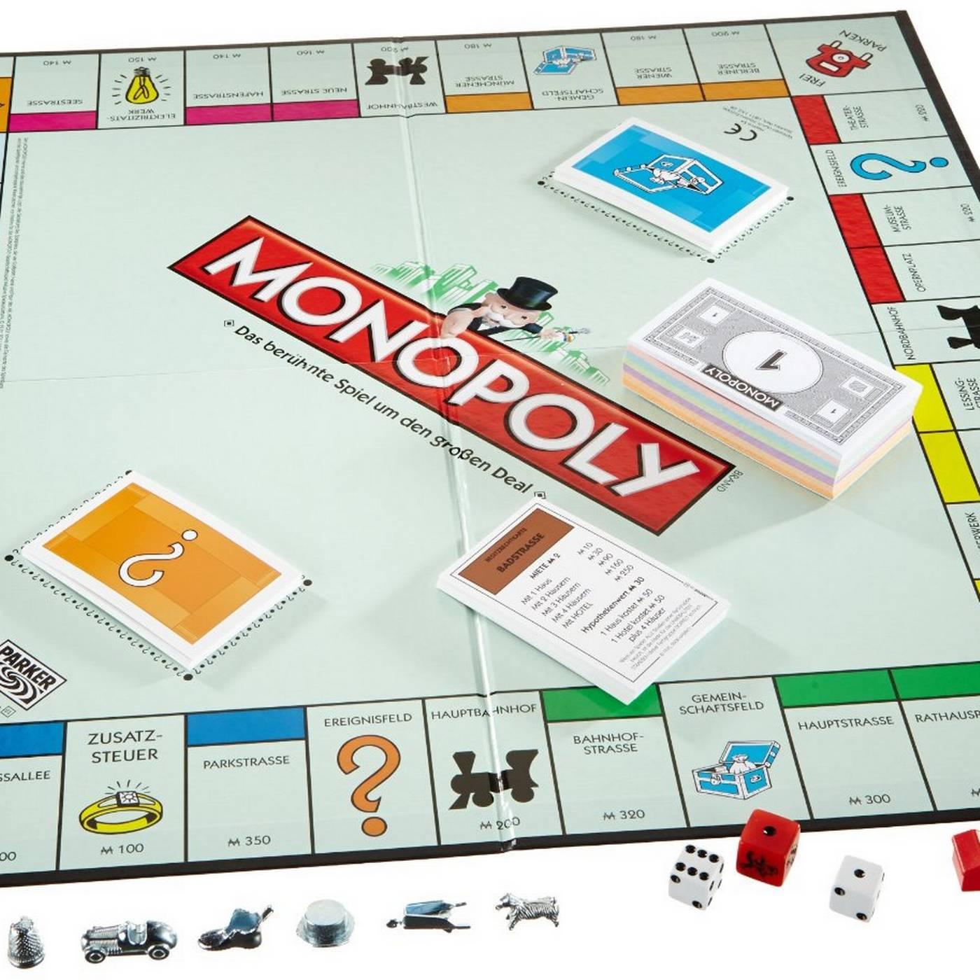 La storia del Monopoly