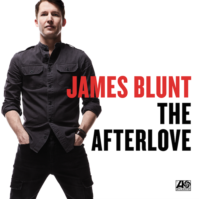 """The Afterlove"" di James Blunt"