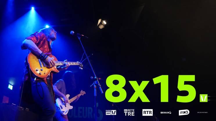 Riguarda la prima edizione di 8x15. in Ticino!