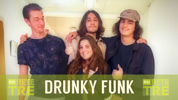 Palco ai Giovani 2018 - Vincono i Drunky Funk